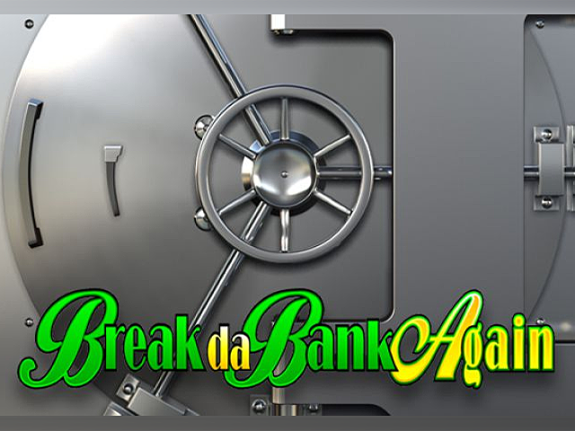 Казино Вулкан: как играть в автомат Mega Spins Break Da Bank
